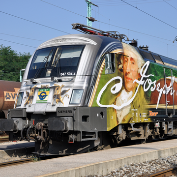Magical Haydn Train - HaydnLandTage, Magical Haydn Train, Eisenstadt