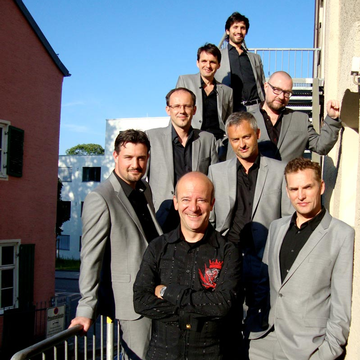Andy Lee Lang & The Spirit, Greatest Rock ´n´ Roll Hits, Schloss Tabor, Neuhaus am Klausenbach