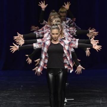 Vienna Dance Center präsentiert Dancenight 2017, Theater Akzent, Wien
