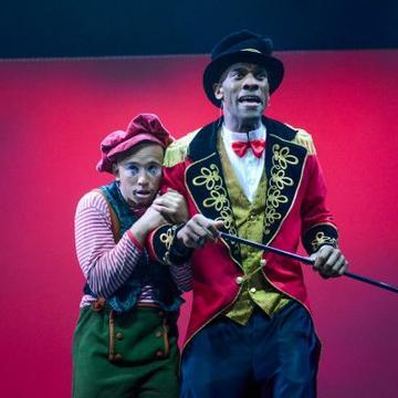 BigsMile on Tour - eine abenteuerliche Reise, Theater Akzent, Wien