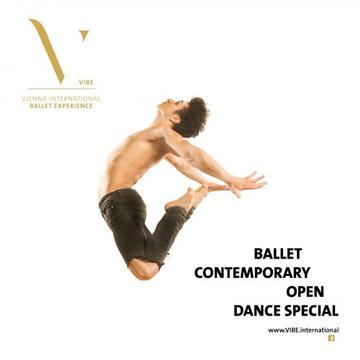 VIBE, Vienna International Ballet Experience, Theater Akzent, Wien