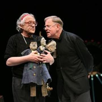 Claus Peymann kauft sich eine Hose..., Akademietheater, Wien