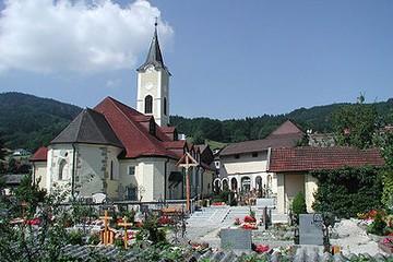 Pfarrkirche Nußdorf am Attersee