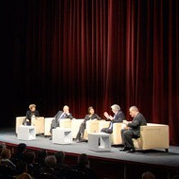 Europa im Diskurs - Debating Europe, Burgtheater, Wien
