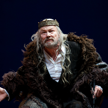 König Lear, Burgtheater, Wien