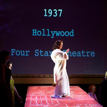 Sieben Sekunden Ewigkeit, Theater in der Josefstadt, Wien