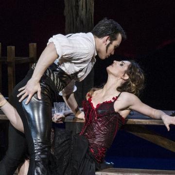 Carmen (Ballett), Theater an der Wien, Wien