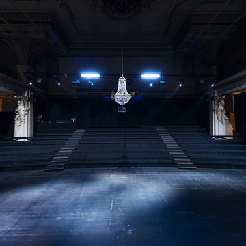 Hamlet, Ophelia und die anderen, Kasino, Wien