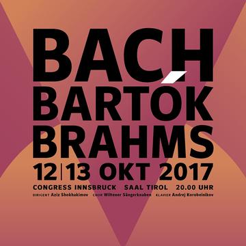 1. Symphoniekonzert, Congress Innsbruck, Innsbruck