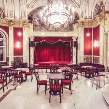 NACHTVOLK 19A Tribute to Germany´s Next Topmodel – Eine szenische Lesung, Rote Bar, Wien