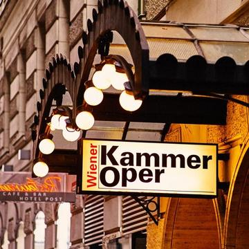A Quiet Place, Kammeroper, Wien