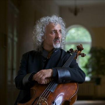 Cello Solo für Haydn-HaydnLandTage, Bergkirche, Eisenstadt