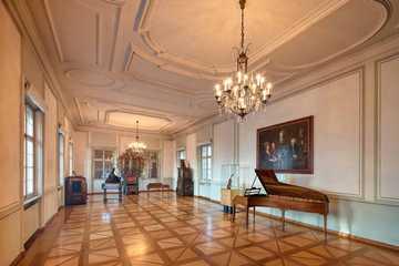 Mozarteum - Tanzmeistersaal