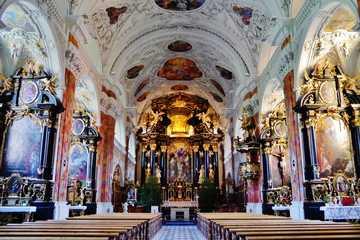 Stiftskirche Wilten