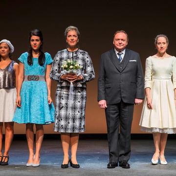 Monsieur Claude und seine Töchter, Kammerspiele der Josefstadt, Wien
