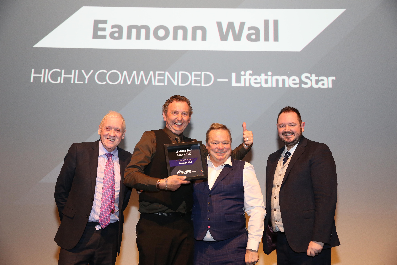 Eamonn Wall