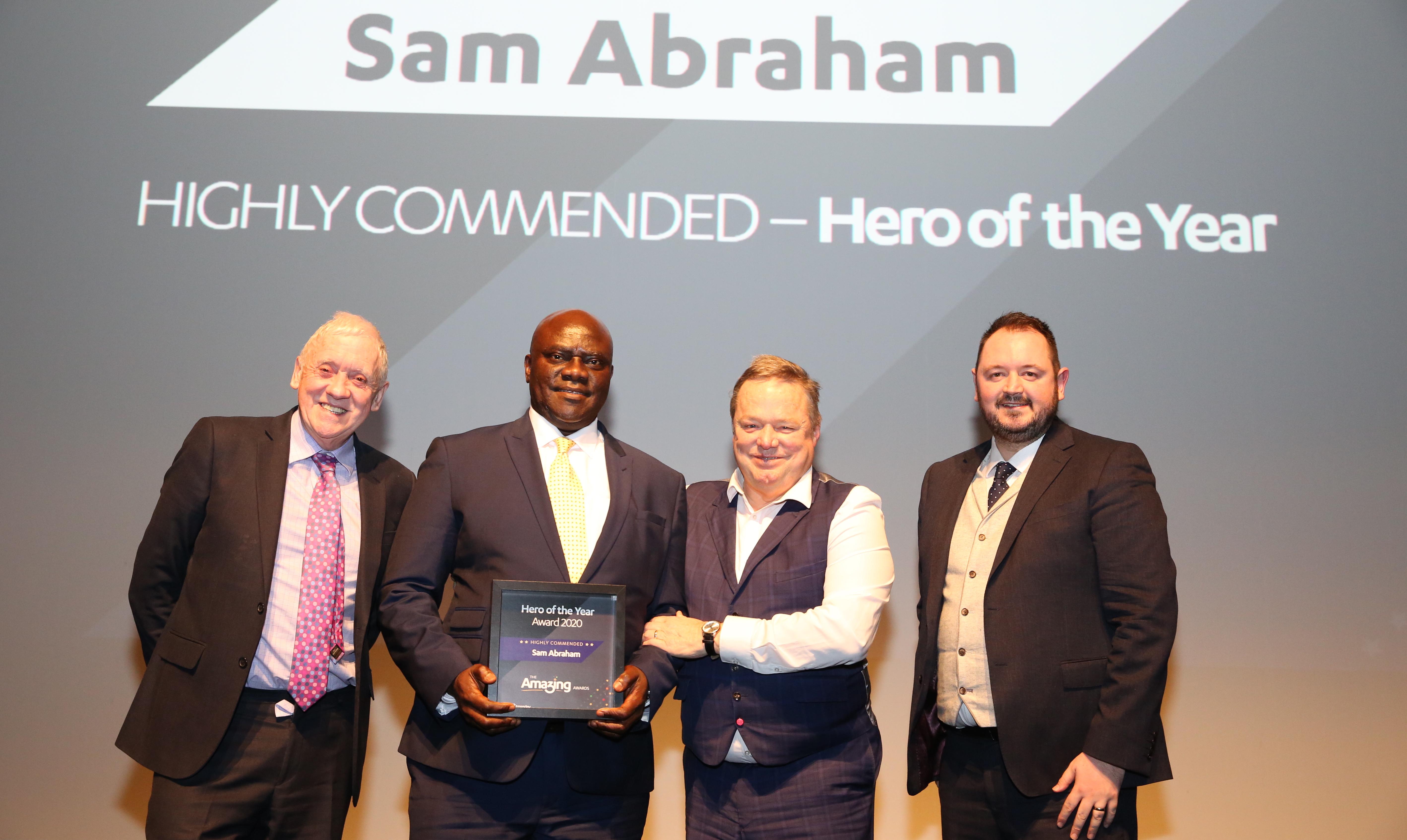 Sam Abraham