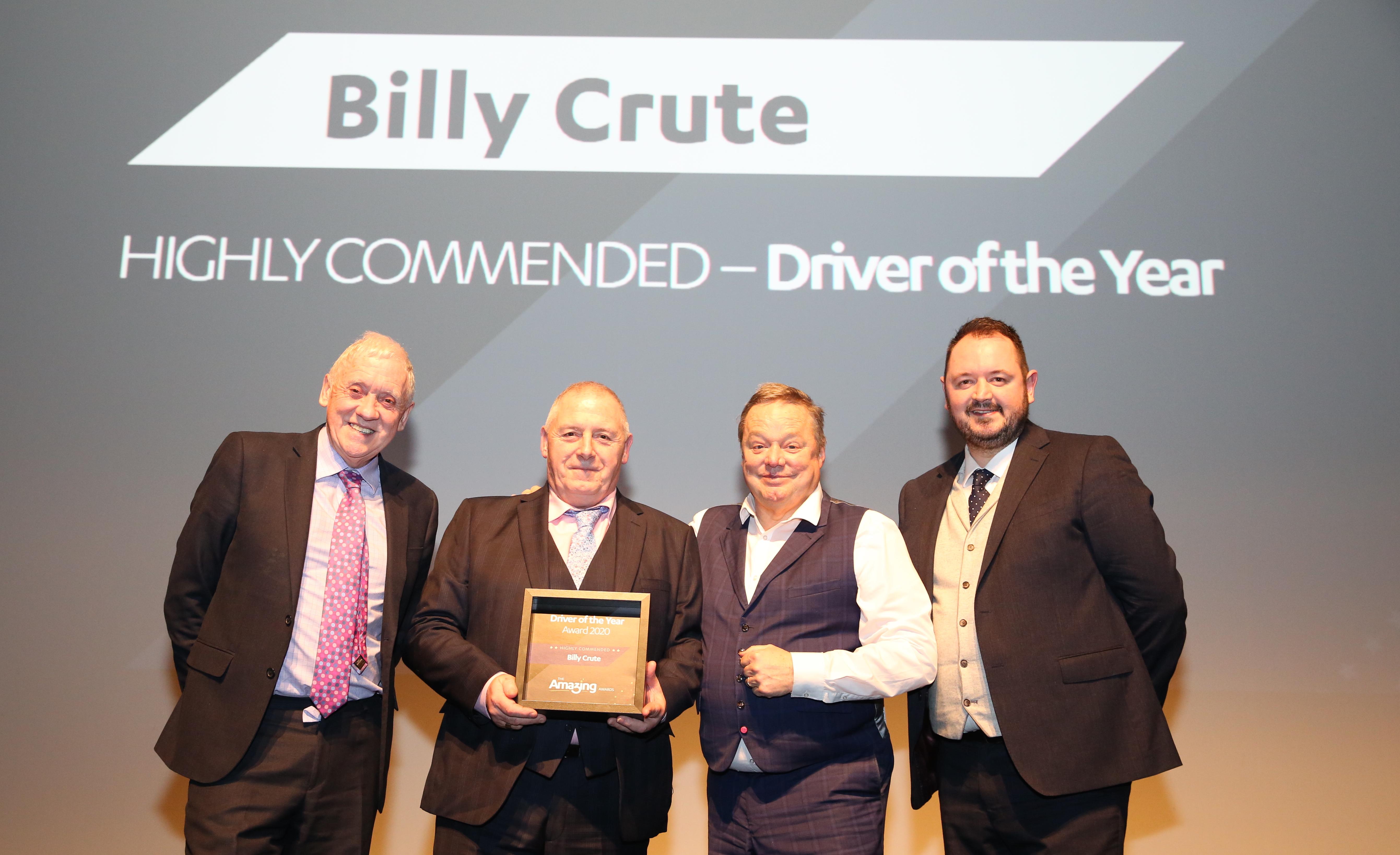 Billy Crute