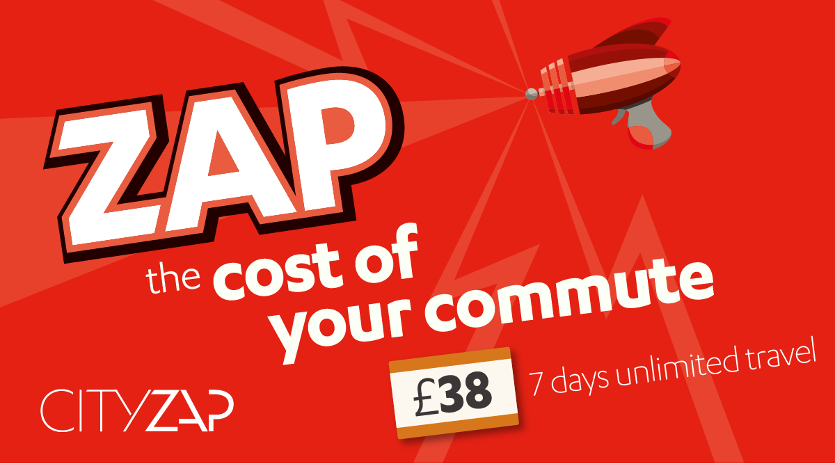 Zap the cost of your commute