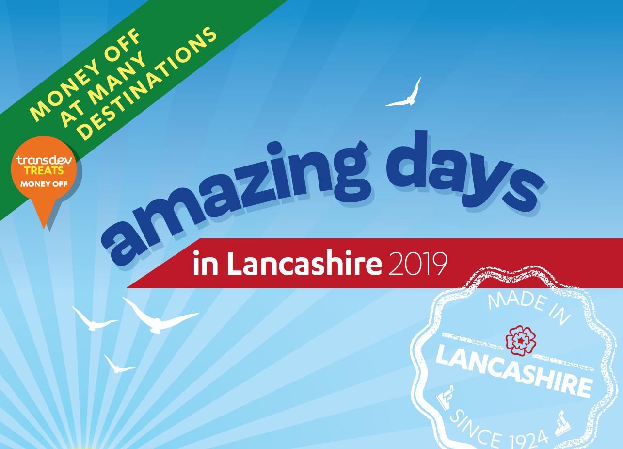 Amazing days in Lancashire