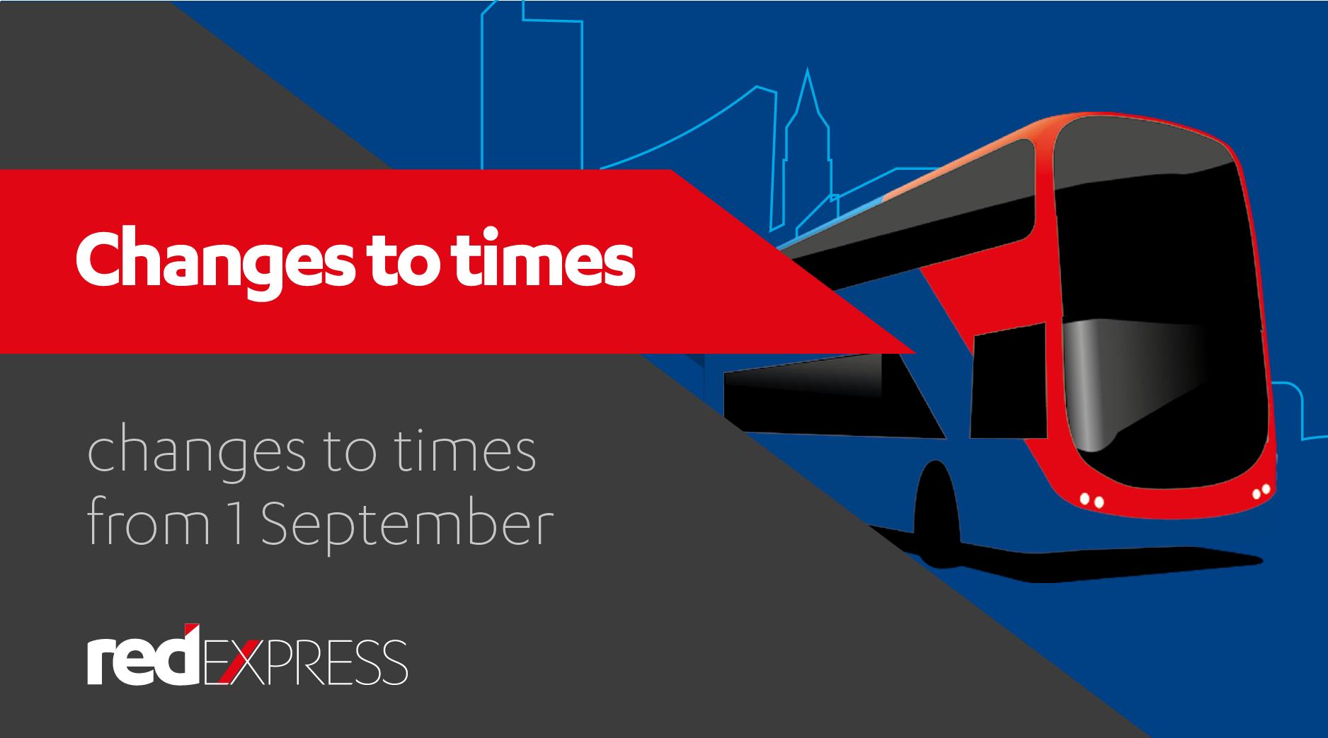 Red Express 1 September