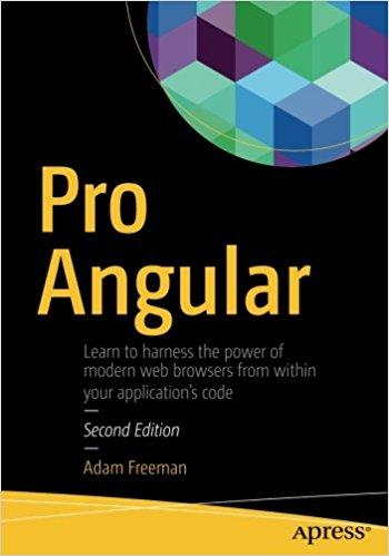 best books for learning angular