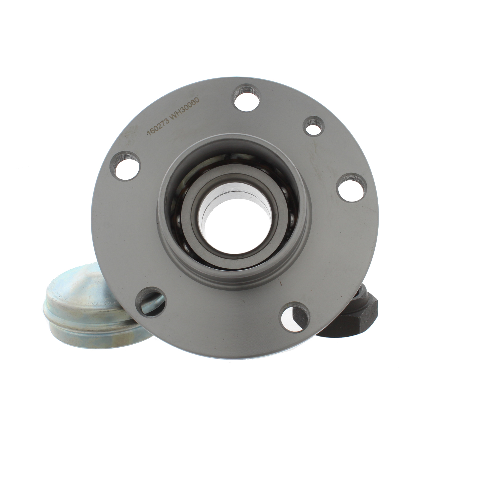 FIAT DOBLO FRONT WHEEL BEARING WITH ABS ASB