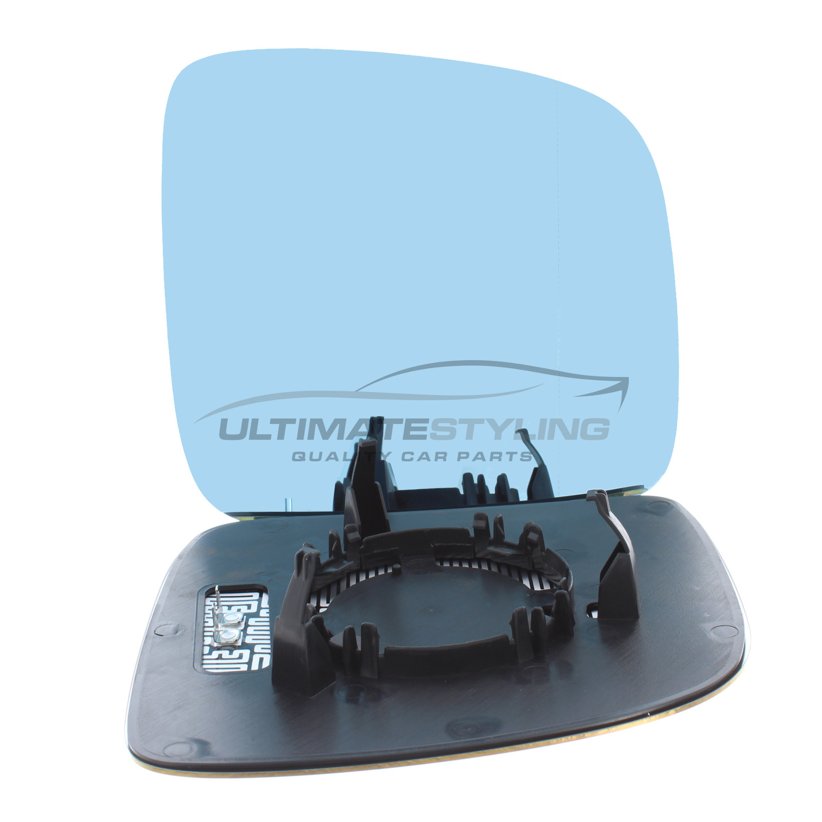 WING MIRROR GLASS R//HS VW T5 TRANSPORTER CARAVELLE 09