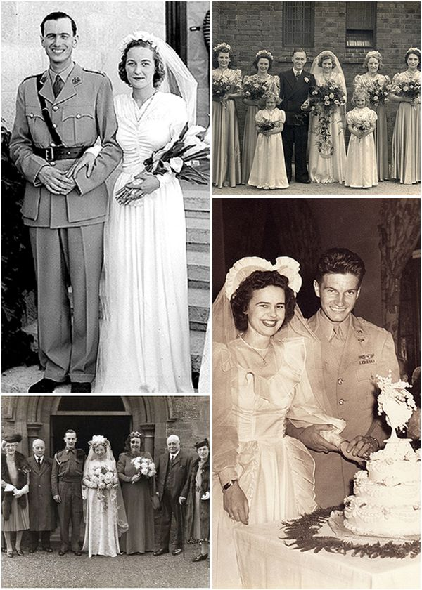 History of wedding photography The Wedding