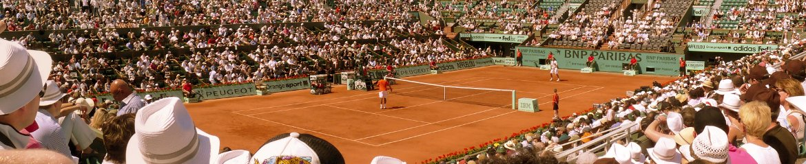 French Open - Philippe Chatrier Court
