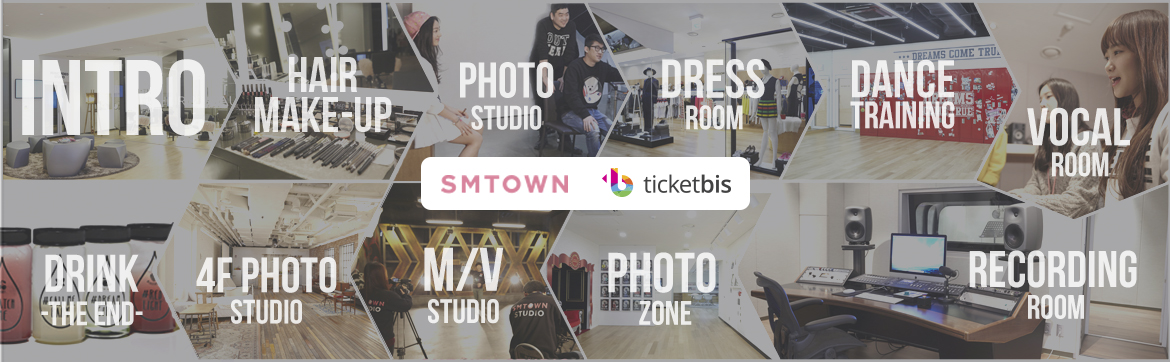 SMTOWN Experience Tour Package
