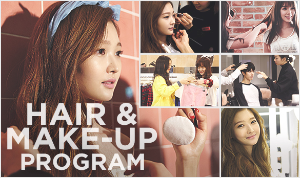 SMTOWN Hair & Make-up Package
