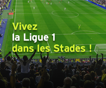 Billets Ligue 1 Football