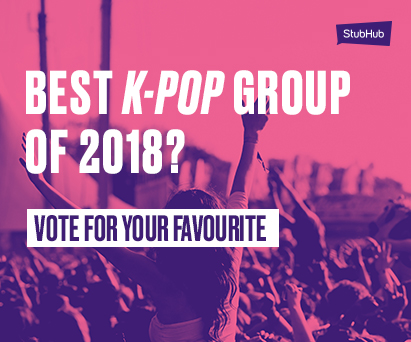 Vote for best K-Pop Group