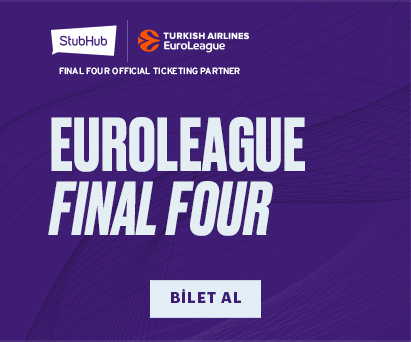 2019 Turkish Airlines EuroLeague Final Four Biletleri