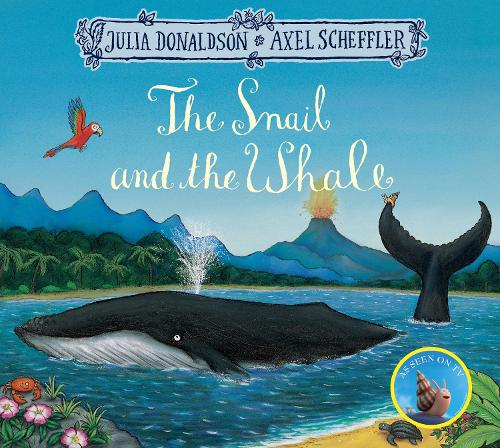 The Snail and the Whale, Donaldson, Julia, New, Book