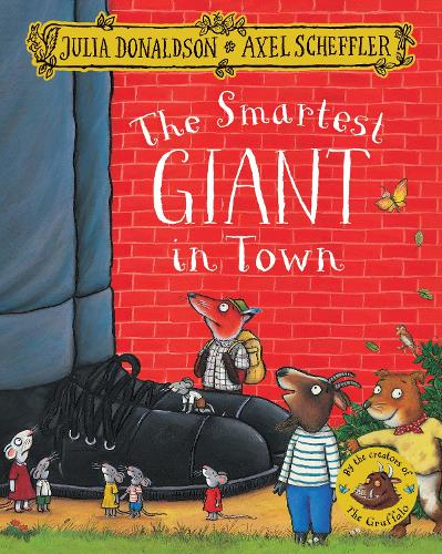The-Smartest-Giant-in-Town-Donaldson-Julia-New