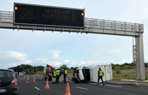accident A9