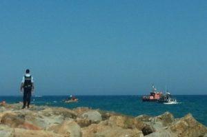 vaixell encallat