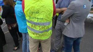 ensenyants en vaga
