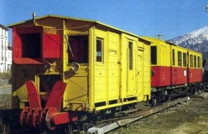 tren groc