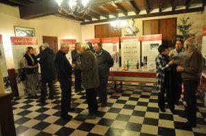 Inaguració Fam i Guerra a Catalunya