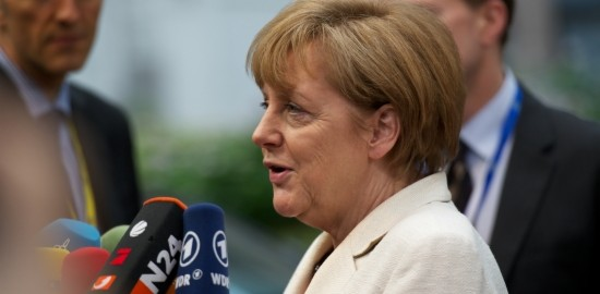 Angela Merkel 19-08-2015