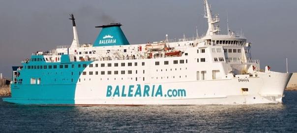 Vaixell de Baleària