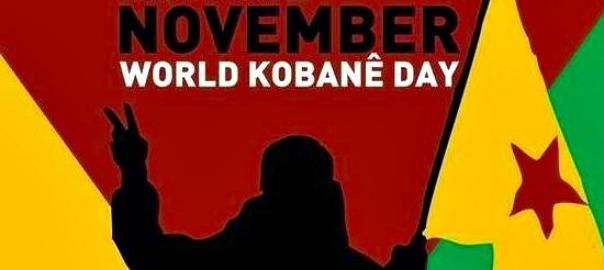 Kobane Day 2015