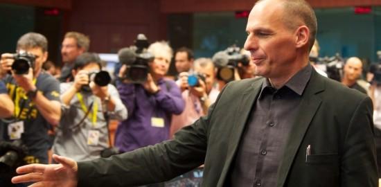 Ianis Varufakis en una imatge d'arxiu.