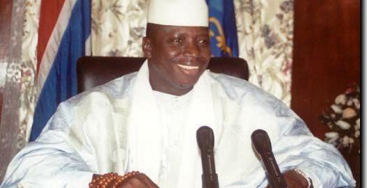 President de Gàmbia