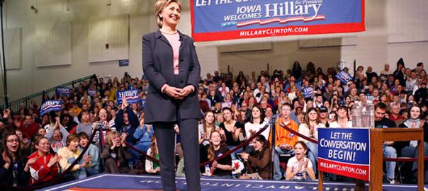 Hillary Clinton (Foto: Hillary Clinton.com)