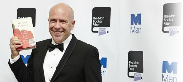 L'escriptor Richard Flanagan, autor de 'L'estret camí cap al nord profund' (Raig Verd).