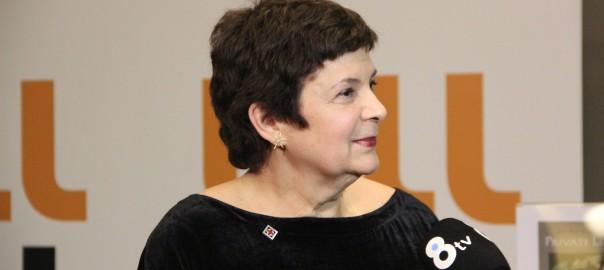 Mary Ann Newman (fotografia: Sergi Aguilar, IRLL)